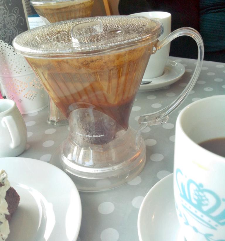 clever coffee dripper automatik kaffeefilter