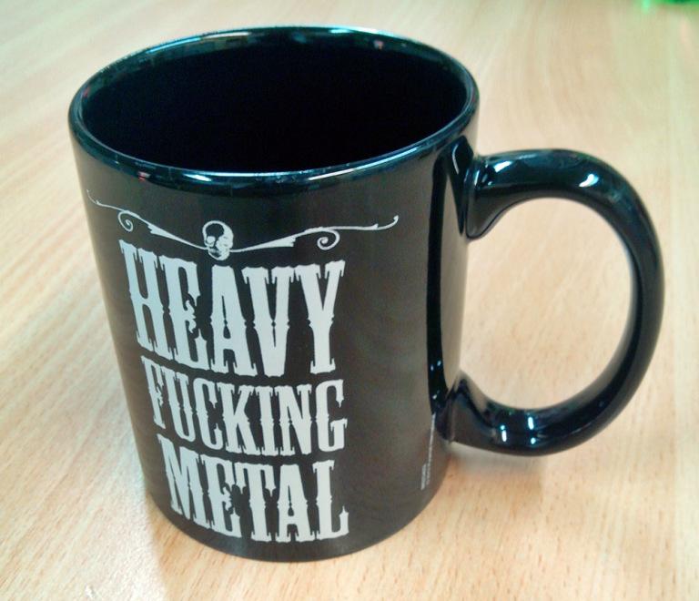 heavy metal kaffeebecher