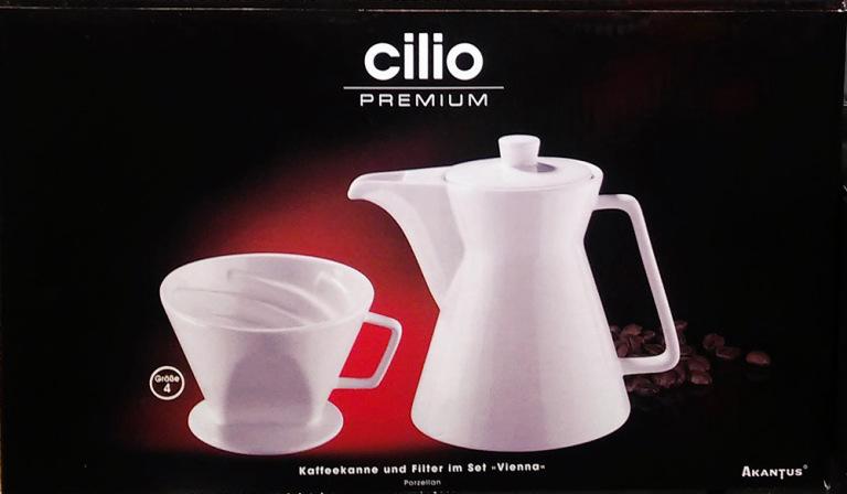 kaffee aufbrühen pozellanfilter