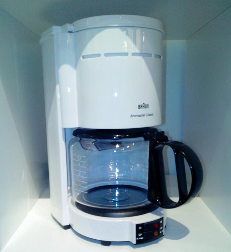 kaffeemaschine braun aromamaster classic