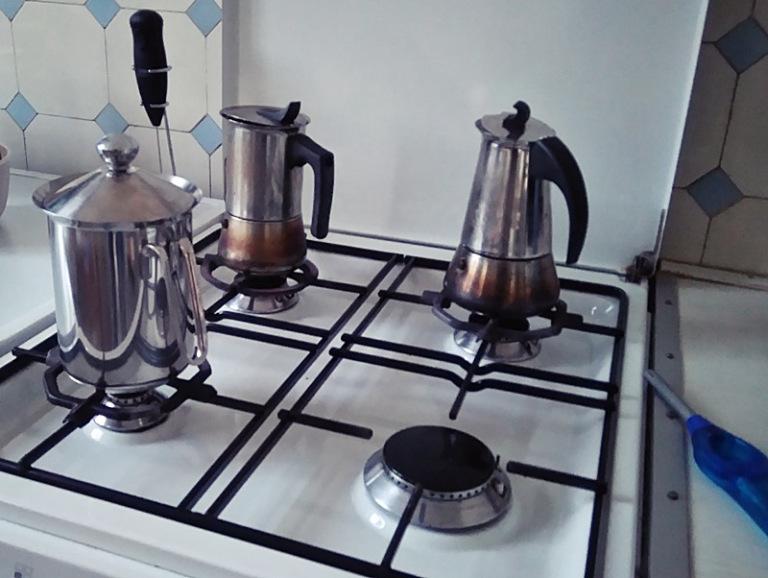 italienische kaffeekocher